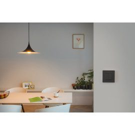 Niko Intense Hue kontakt Dim Switch til Philips Hue - Hvid
